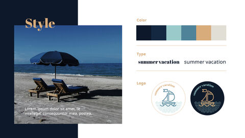 Summer Vacation PPT Model_04