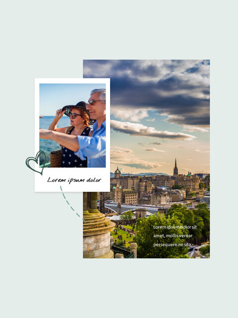 Vertical Theme Travel with you Best PowerPoint Presentation_16