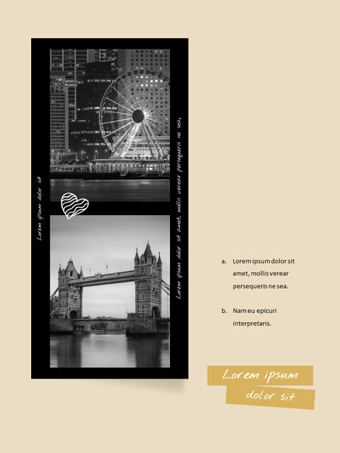 Vertical Theme Travel with you Best PowerPoint Presentation_21