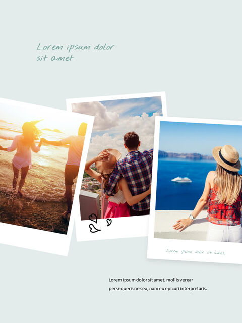 Vertical Theme Travel with you Google Presentation Templates_06