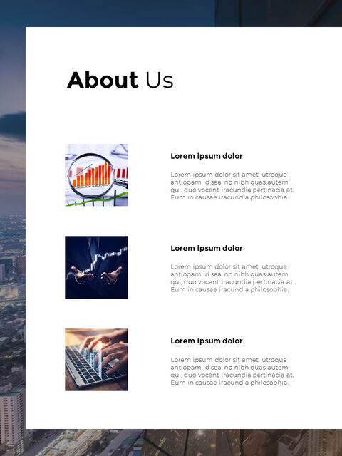 Annual Report Design Layout Google Slides Themes_02