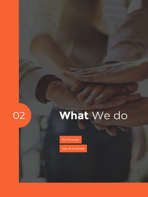 Annual Report Design Layout Google Slides Themes_11