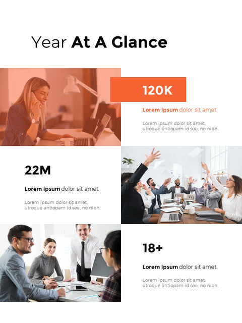 Annual Report Design Layout Google Slides Themes_04