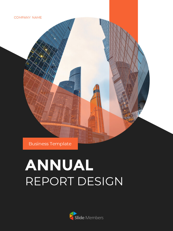 Annual Report Design Layout PowerPoint_01