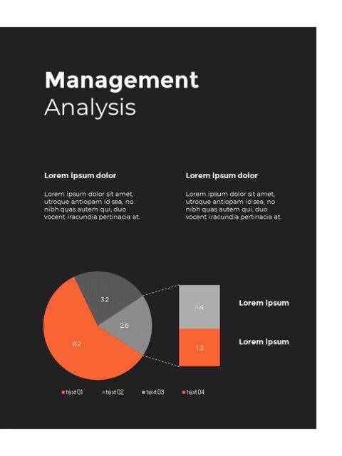 연간 보고서 디자인 레이아웃 파워포인트_17