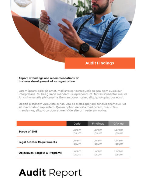 Annual Report Design Layout PowerPoint_21