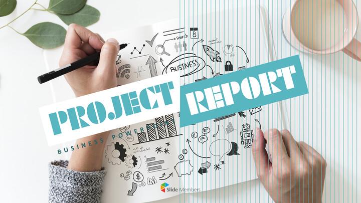 프로젝트 보고서 템플릿 디자인_01