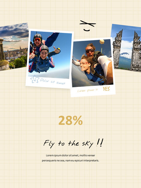 Vertical Theme Travel with you Google Presentation Templates_14