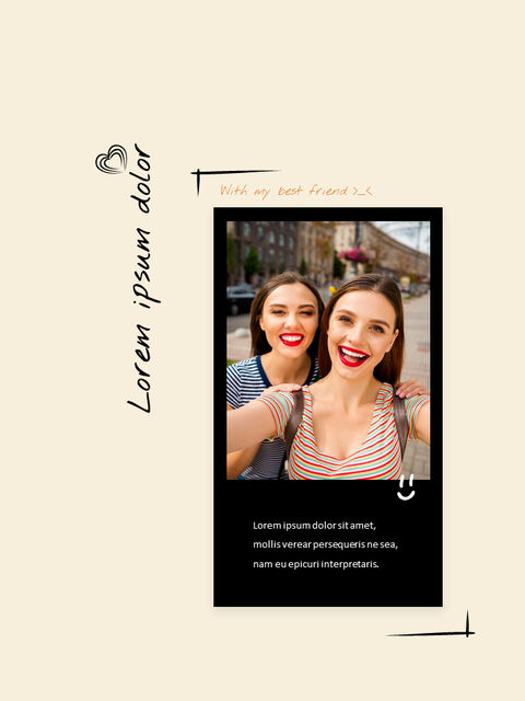 Vertical Theme Travel with you Google Presentation Templates_22