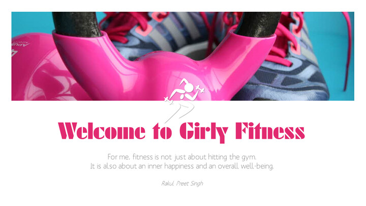 Welcome to Girly Fitness Slide_01