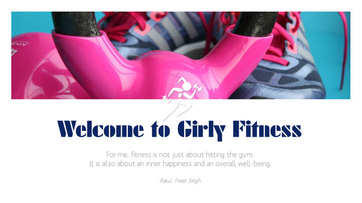 Welcome to Girly Fitness Slide_02