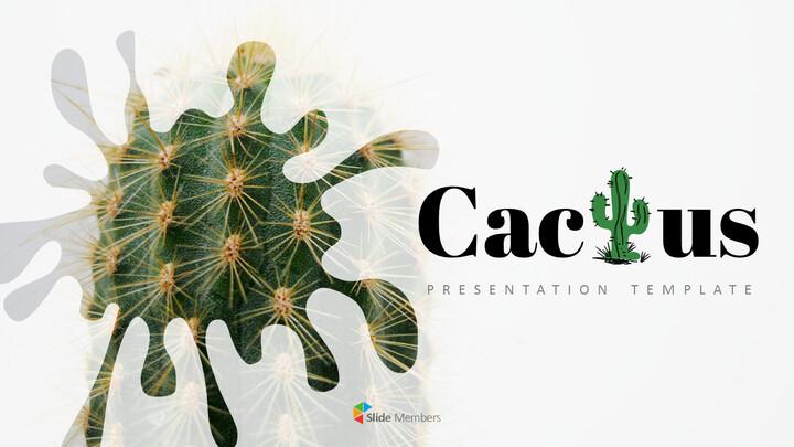 Cactus Template Design_01