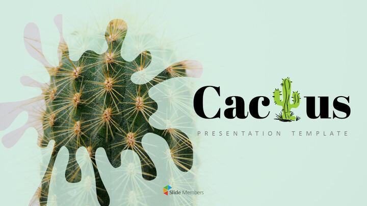 Cactus Template Design_02