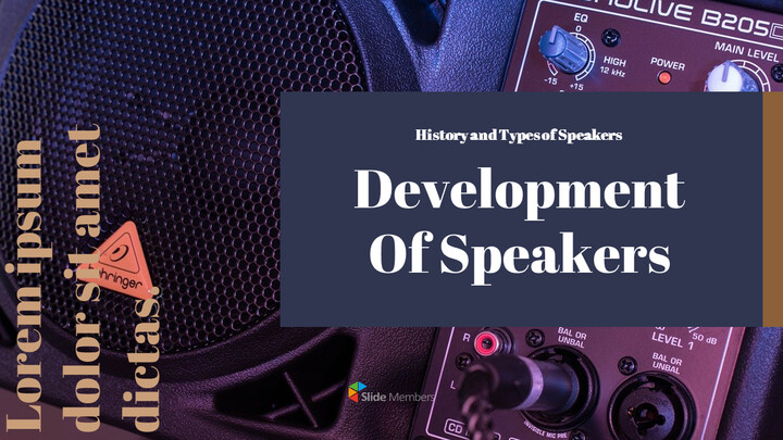 Development of speakers Interactive PowerPoint Examples_01