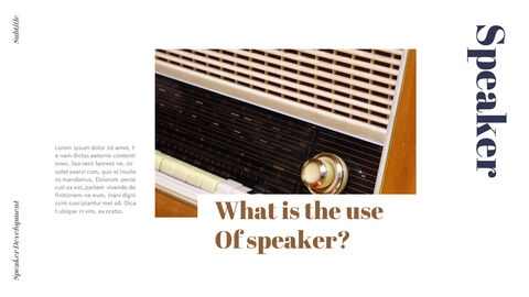 Development of speakers Interactive PowerPoint Examples_05