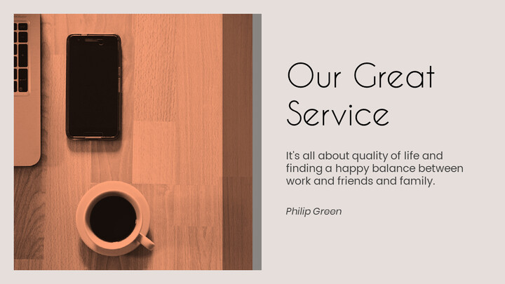 Our Great Service page_02