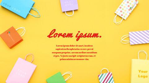 Shopping Bag Mockup Templates Design_02