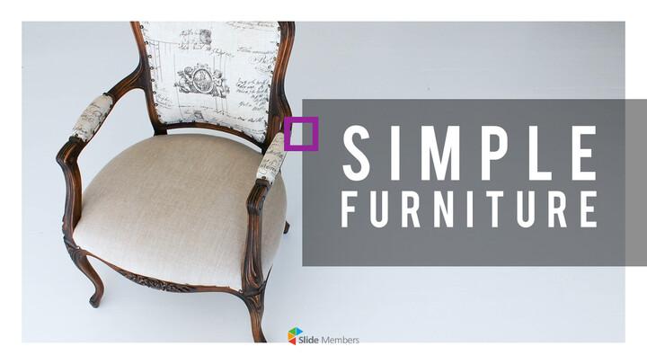 Simple furniture Template Design_02