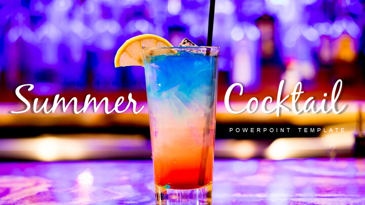 Summer Cocktail Template Design_01