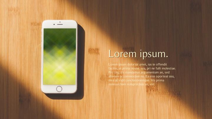 태블릿 및 스마트 폰 모형 템플릿_02
