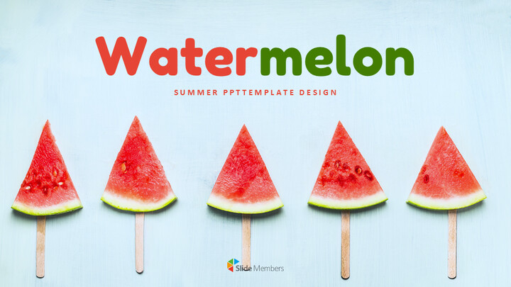 Watermelon Google Slides Themes & Templates_01