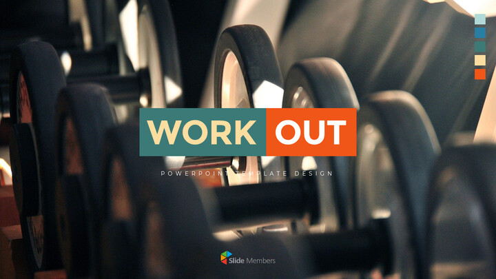 Work Out Presentation PowerPoint Templates Design_01