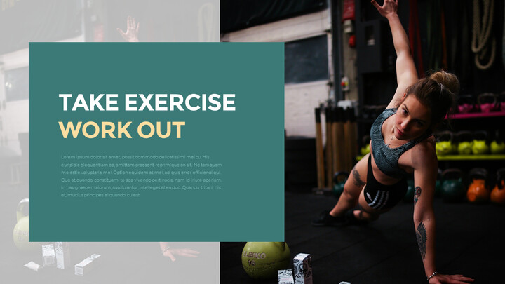 Work Out Presentation PowerPoint Templates Design_02