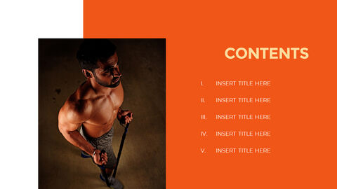 Work Out Presentation PowerPoint Templates Design_03