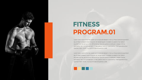 Work Out Presentation PowerPoint Templates Design_05