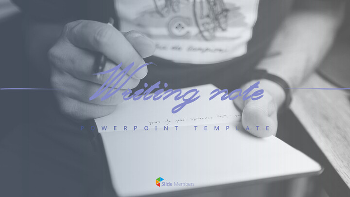 Writing Note Template Cover_02