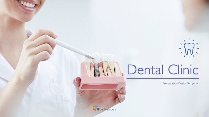 Dental Clinic Keynote Templates_01