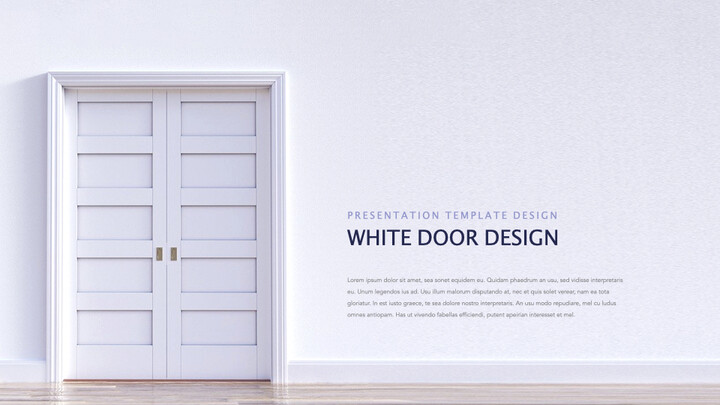 Door Design Ultimate Keynote Template_02