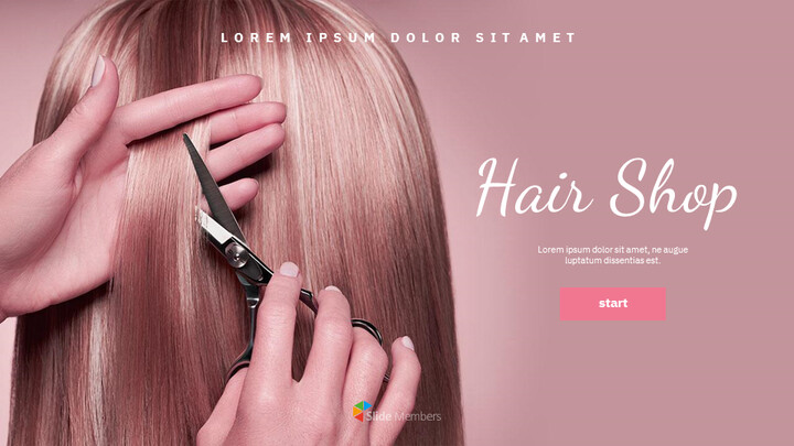 Hair Shop Google Slides Themes & Templates_01