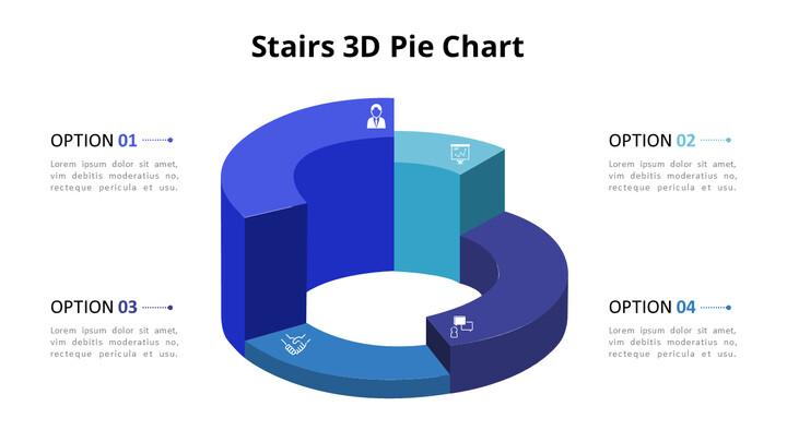 3D 도넛 형 차트 애니메이션 템플릿_02