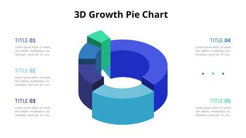 3D 도넛 형 차트 애니메이션 템플릿_04