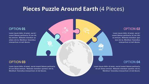 PowerPoint에서 반원 퍼즐 목록 다이어그램 애니메이션 슬라이드_04