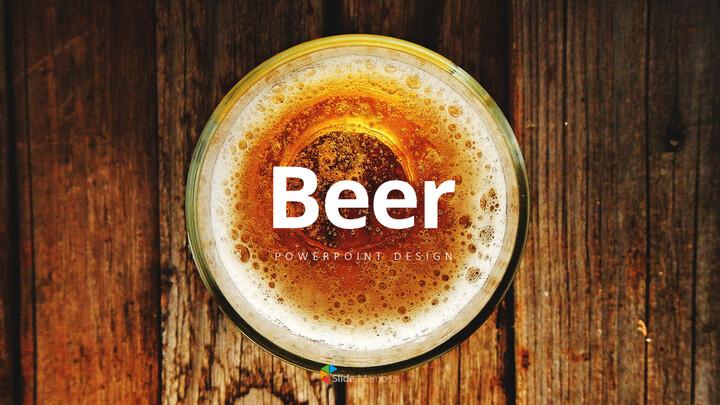 맥주 PPT 포맷_01