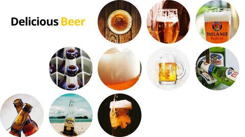맥주 PPT 포맷_28
