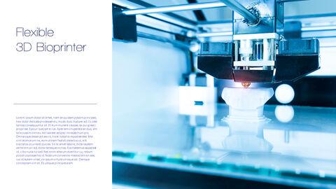 3Dバイオプリンター パワーポイントのスライドデザイン_04
