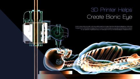 3Dバイオプリンター パワーポイントのスライドデザイン_12