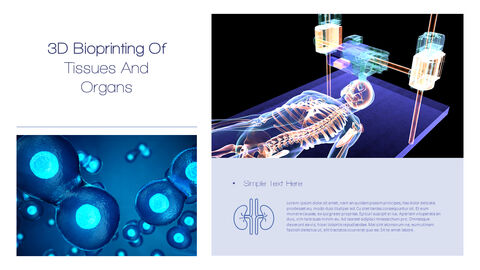 3Dバイオプリンター パワーポイントのスライドデザイン_14