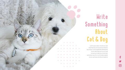 고양이 개 비즈니스 사업 피피티_03