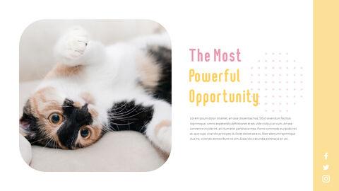 고양이 개 비즈니스 사업 피피티_11