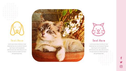 고양이 개 비즈니스 사업 피피티_26