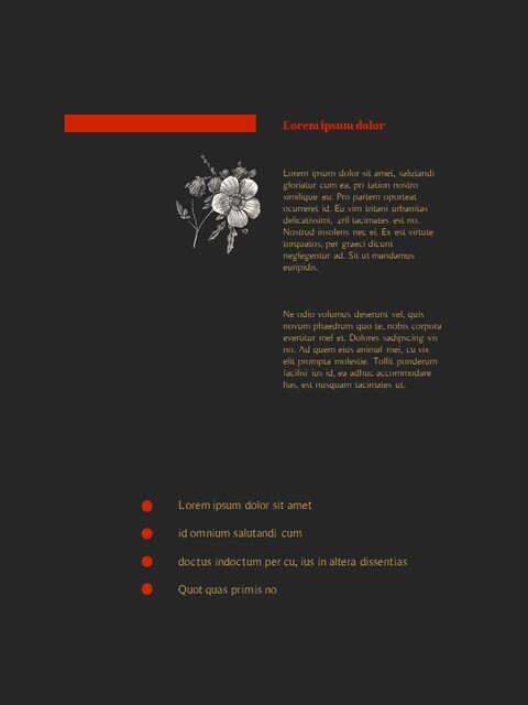 빈티지 테마 가상 슬라이드 편집이 쉬운 PPT 템플릿_10
