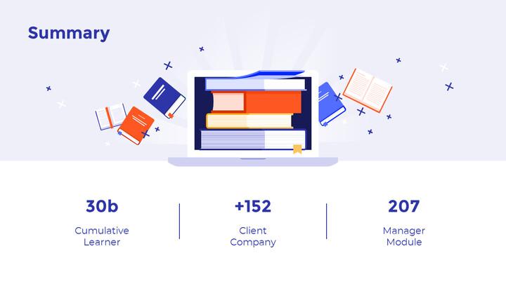 온라인 교육 피치덱 디자인 프레젠테이션 템플릿 디자인_02