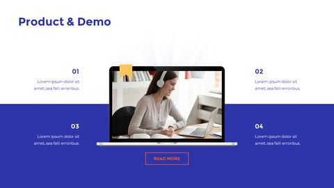 온라인 교육 피치덱 디자인 프레젠테이션 템플릿 디자인_06