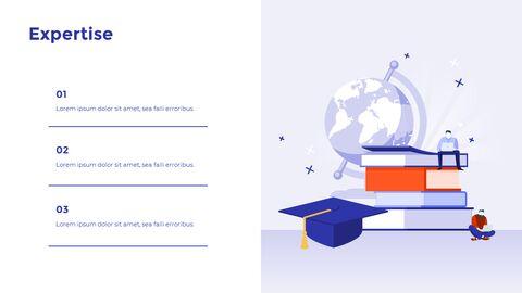 온라인 교육 피치덱 디자인 프레젠테이션 템플릿 디자인_07