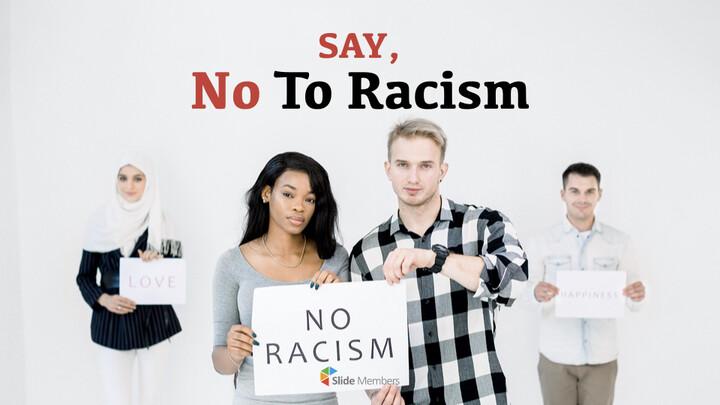 인종 차별을 거부 키노트 윈도우_01