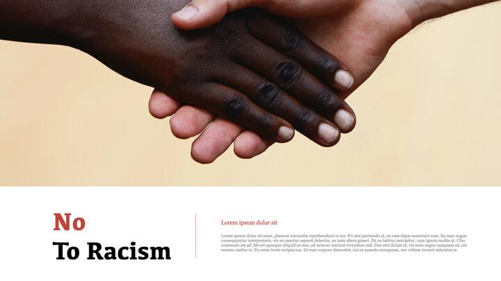 인종 차별을 거부 키노트 윈도우_02